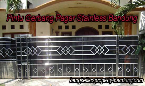 Pintu-Gerbang-Pagar-Stainless-Bandung