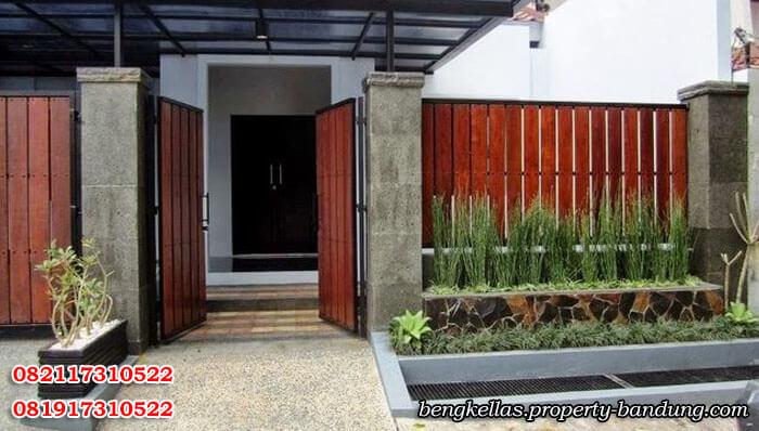 Pagar Rumah Minimalis Bandung