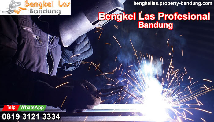 Bengkel Las Profesional Bandung